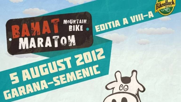 Banat Mountain Bike Maraton – 5 August, 2012