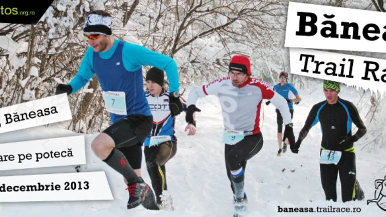 Băneasa Trail Race –14 decembrie 2013