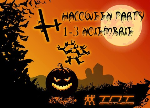 Halloween Party cu TNT Brothers – Clinceni, 1-3 noiembrie