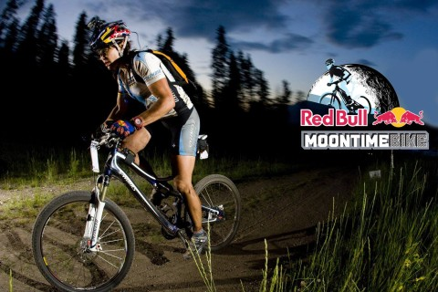 Red Bull MoonTimeBike 2013