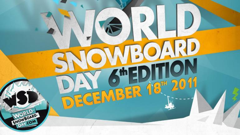 World Snowboarding Day 2011